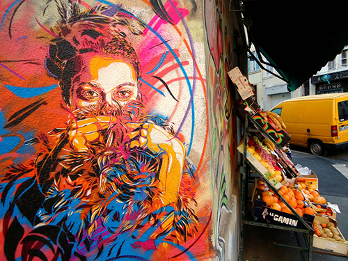 23rd Key's Top 10 Stencil Artists: Banksy, C215, Logan Hicks + more